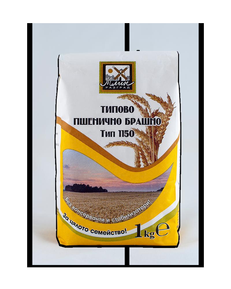 Wheat flour type 1150